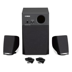 YAMAHA GNS-MS01 SATELLITE SPEAKER + SUB (FIT GENOS)