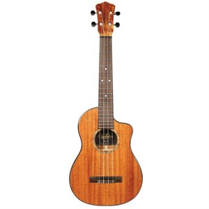 CORDOBA 30T-CE SOLID MAHOGANY TOP, BACK AND SIDE W / CASE TENOR