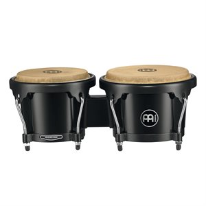 MEINL HB50BK HEADLINER ABS BONGO PLUS 6 1 / 2+7 1 / 2 BLACK HB50BK