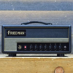 FRIEDMAN JJ JUNIOR JERRY CANTRELL SIGNATURE 20-WATT 2-CHANNEL GUITAR AMPLIFIER HEAD