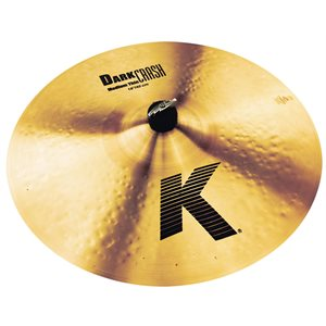 ZILDJIAN K DARKCRASH MEDIUM THIN 18