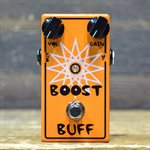 MI AUDIO EFFECTS BOOST N BUFF TRI-FUNCTION BOOSTER / BUFFER AVEC BOITE
