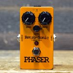 RETRO-SONIC VINTAGE VIBES PHASER CLEAN SMOOTH PHASING AVEC BOITE #1320