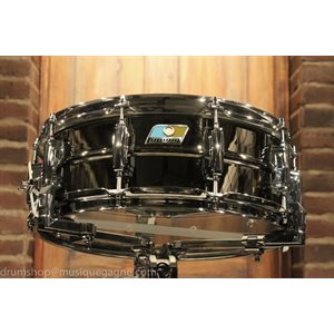 LUDWIG FACT EX BLACKBEAUTY 5X14 LB416B
