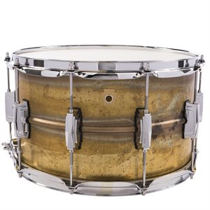 LUDWIG 6.5X14 RAW BRASS LB464R