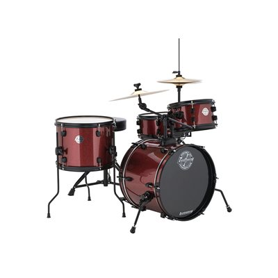 LUDWIG POCKET KIT WINE RED SPARKLE LC178X025