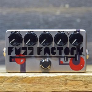 "ZVEX EFFECTS FUZZ FACTORY ""20TH ANNIVERSARY"" LIMITED EDITION 3 / 25 FUZZ #LE03"
