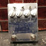TOASTED PROJECT LONELY BOY MINI TAP DELAY