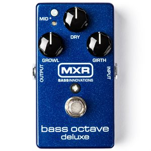 MXR M-288 OCTAVE DELUXE