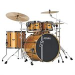 TAMA SUPERSTAR ML52HZBNS-GYM GOLDEN YELLOW METALLIC 6PCS (8 / 10 / 12 / 16 / 22 / 14S)