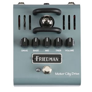 FRIEDMAN MOTOR CITY DRIVE TUBE OVERDRIVE