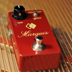 DIAMOND MRQ1 MARQUIS GERMANIUM TREBLE BOOST