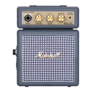 MARSHALL MS2C CLASSIC DARK GREY