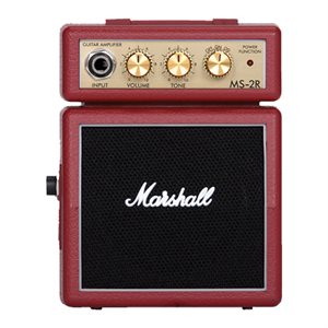 MARSHALL MS2R RED