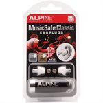 ALPINE MUSICSAFE CLASSIC HEARING PROTECTION