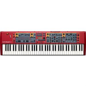 NORD STAGE 2 EX COMPACT 73 SEMI-WEIGHTED