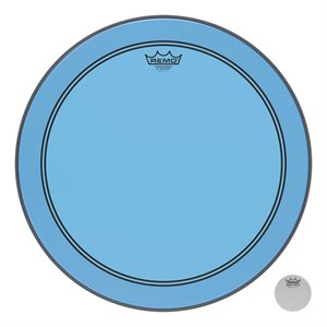 REMO P3 COLORTONE BLUE BASS 18 P3-1318-CT-BU
