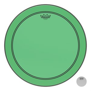 REMO P3 COLORTONE GREEN BASS 18 P3-1318-CT-GN