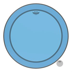 REMO P3 COLORTONE BLUE BASS 24 P3-1324-CT-BU