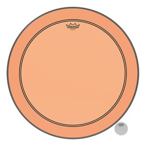 REMO P3 COLORTONE ORANGE BASS 24 P3-1324-CT-OG