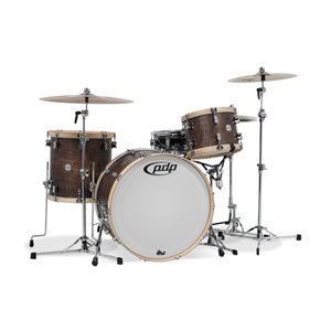 "PACIFIC CONCEPT MAPLE CLASSIC 3-PCS  SHELL PACK 24"" TOBACCO W / NATURAL HOOPS"