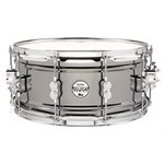 PACIFIC CONCEPT 6.5X14 BLACK NICKEL OVER STEEL