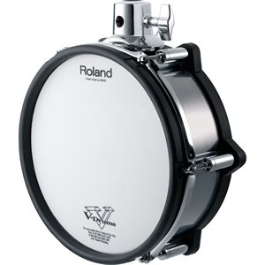 ROLAND PD-108-BC V-PAD WITH IMPROVED RIM SENSOR FOR ACCURATE RIM-SHOT SENSING