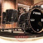 SONOR PROLITE 4PCS EBONY WHITE STRIPE PL12-2217-13126