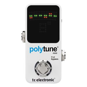 TC ELECTRONIC POLYTUNE II MINI