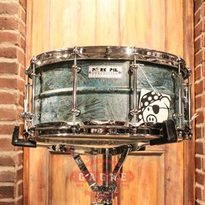 PORK PIE PP65X14PB 6.5X14 PB / AGED BRASS PATINA