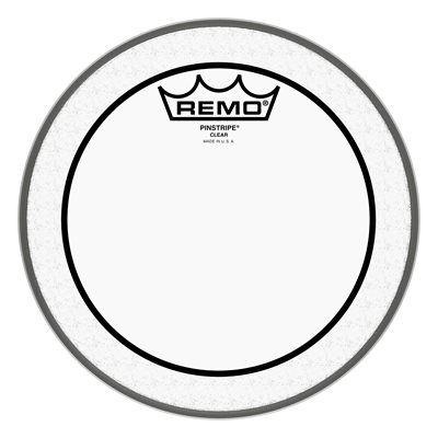 Remo Pinstripe Clear 8 Ps 0308 00