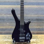 WARWICK ROCKBASS FORTRESS 4-STRING ACTIVE SOLID BLACK #RB-F-506722-11