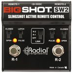 RADIAL ENGINEERING BIGSHOT SW2 UNIVERSAL REMOTE FOOTSWITCH R800 7206