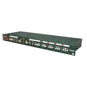 RADIAL JD6 6 CHANNEL PASSIVE INSTRUMENT DIRECT BOX