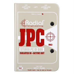 RADIAL JPC DIRECT BOX