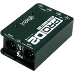 RADIAL ENGINEERING PROD2 STEREO DIRECT BOX R800 1102 00
