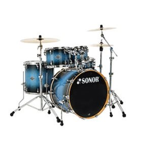 SONOR SELECT FORCE STAGE 3 BLUE GALAXY SHELL PACK 22-10-12-16-14