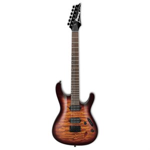 IBANEZ S621QM-DEB STANDARD DRAGON EYE BURST