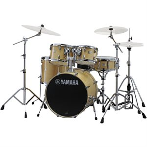 YAMAHA STAGE CUSTOM NATURAL WOOD