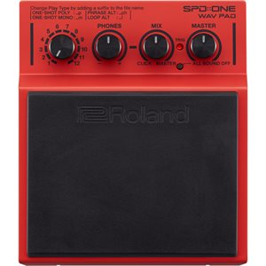 ROLAND SPD-1W SPD ONE WAVE PAD