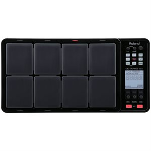 ROLAND OCTAPAD SPD-30-BK TOTAL PERCUSSION PAD