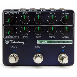 KEELEY SUPER MOD WORKSTATION MULTI EFFECTS