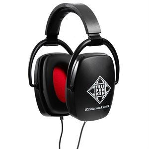 TELEFUNKEN THP-29 BLACK ISOLATION HEADPHONE