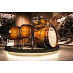 TAMA STAR MAPLE EXOTIX 6MCX OLIVE ASH OUTER PLY TM52RZSS-OCOB AVEC CAISSE CLAIRE