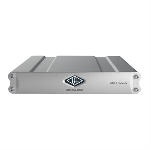 UNIVERSAL AUDIO UAD-2 SATELLITE FIREWIRE 800 QUAD CORE