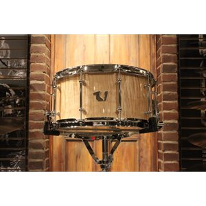 UNIX CURLY MAPLE HIGH GLOSS 14X7