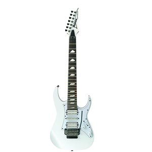 IBANEZ UV71P-WH STEVE VAI UNIVERSE 7 STRINGS WHITE W / CASE