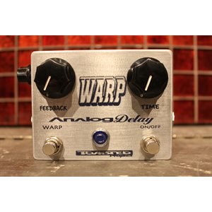 TOASTED PROJECT ANALOG DELAY WARP