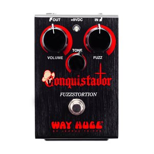 WAY HUGE WHE406 CONQUISTADOR FUZZTORTION