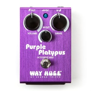 WAY HUGE WHE800 PURPLE PLATYPUS OCTIDRIVE MKII